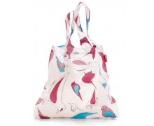 Taška Reisenthel MiniMaxi Shopper - Birds Pink