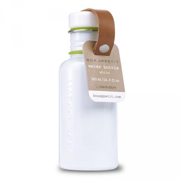 Nerezová fľaša na vodu Water Bottle-biela (500 ml.) BAM-WB-S0 Black ... f5ec99e11c2