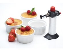 Flambovacia sada na creme brulee KITCHEN CRAFT Master Class