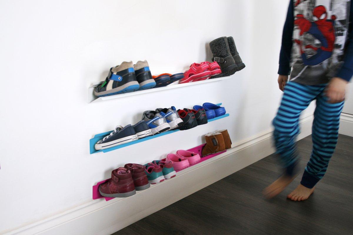 7185770facfd Polica na detské topánky J-ME Kid´s Shoe Rack