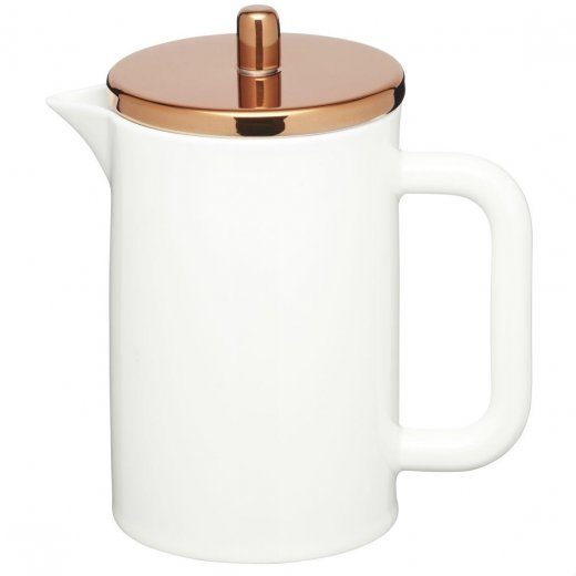 Porcelánový french press  KITCHEN CRAFT Le´Xpress (800 ml.)